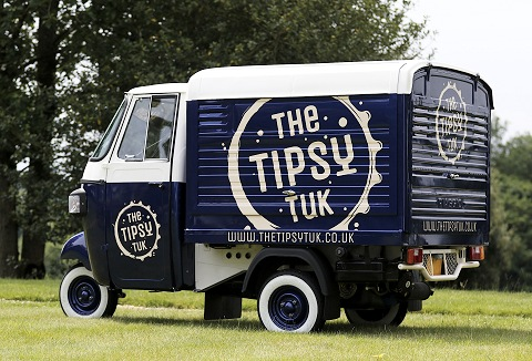 Link to the The Tipsy Tuk website