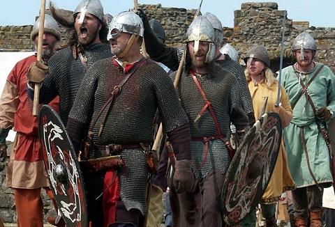 Link to the Ydalir Vikings website