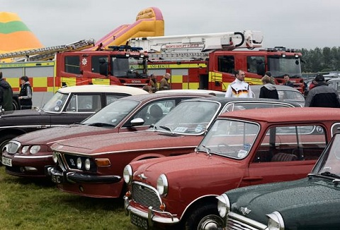 Link to the Tayside Classic Car Club website