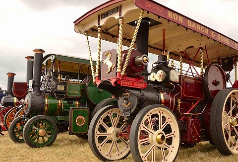 Link to the Somerset Traction Engine Club website