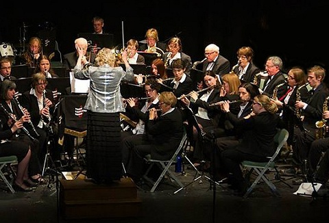 Link to the The York Concert Band website