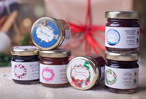 Link to the The Tiny Marmalade Co website