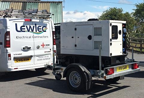 Link to the Lewlec Generators website
