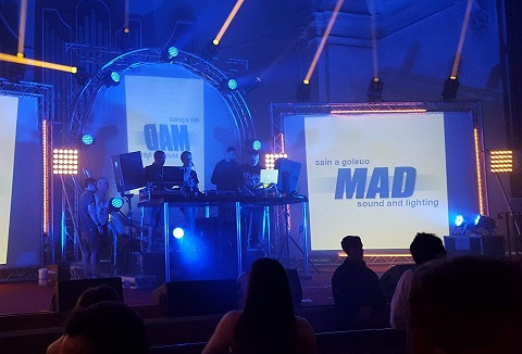 Link to the Mad Sound and Lighting website