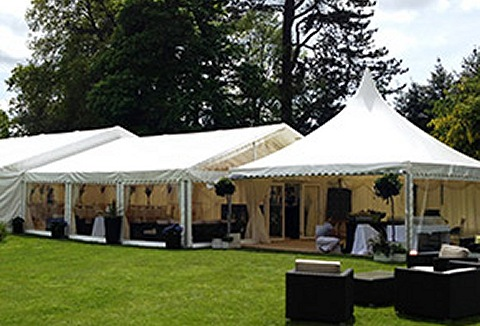 Link to the Skye Marquees Ltd website