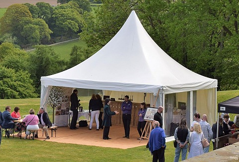 Link to the Peak Marquee Hire Ltd website