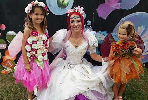 Link to the Felicity Fairy and Friends website