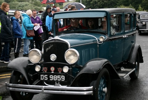 Link to the Erne Vintage Car Club Ltd website