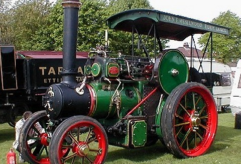 Link to the The Lancashire Traction Engine Club Ltd website