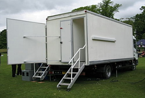 Link to the South West Mobile Stage Hire website