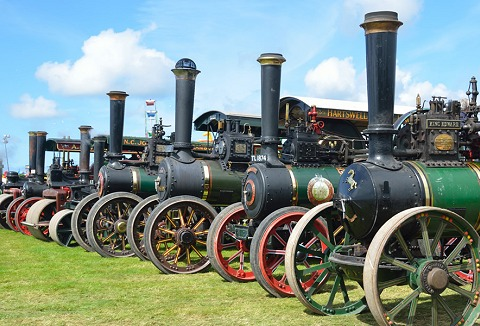 Link to the The West of England Steam Engine Society website