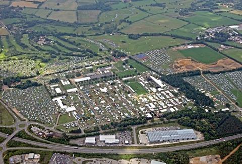Link to the Royal Norfolk Agricultural Association website