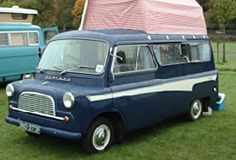 Link to the The Classic Camper Club website
