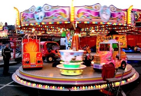 Link to the Simons Leisure Funfairs website