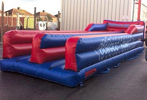 Link to the Big Bounce Castle Hire website