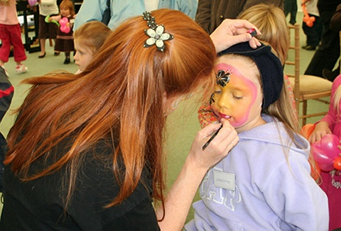 Link to the Janet Allen Face Painting website
