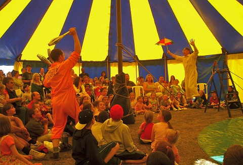Link to the Circus Sensible website