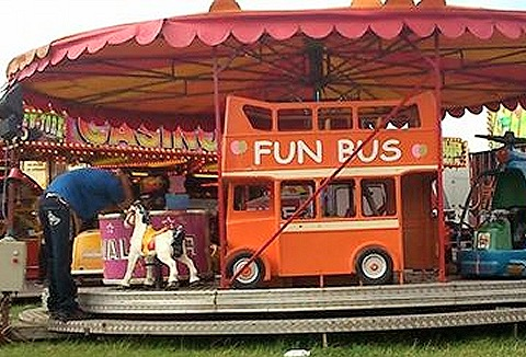 Link to the Slaters Fun Fair website