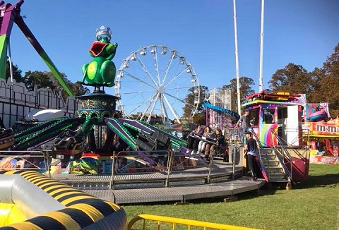 Link to the Carnival Rides website