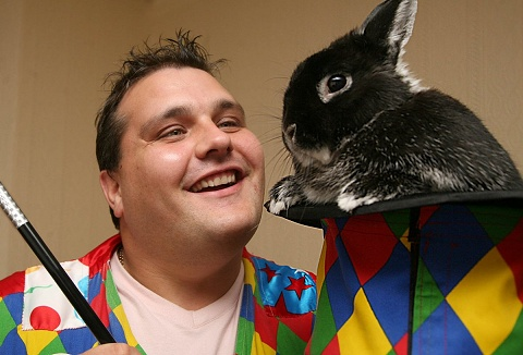 Link to the Ian Wragg Magician website