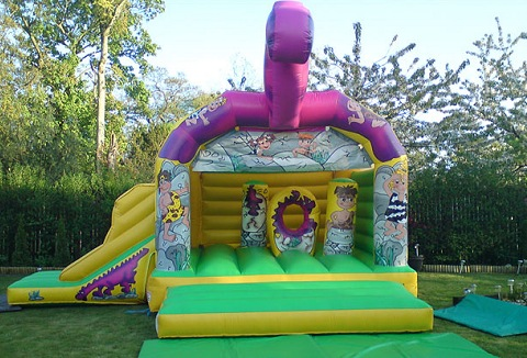 Link to the Bounce a Lot Castles website