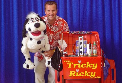 Link to the Tricky Ricky website