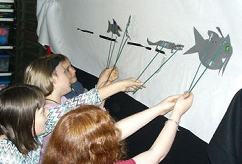 Link to the Mousetale Puppets website