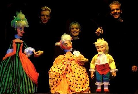 Link to the Biggar Puppet Theatre website