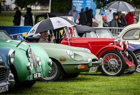Link to the Borders Vintage Automobile Club Ltd website