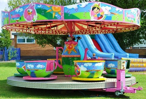 Link to the Bounce & Ride Hire website