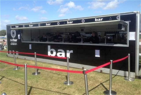 Link to the Outbar Events Ltd website