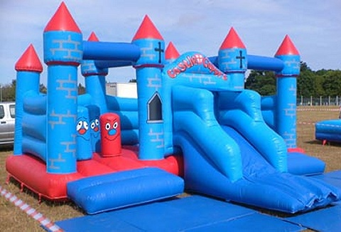 Link to the Lichfield Inflatables website
