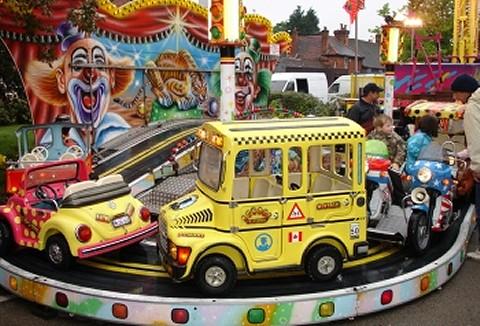 Link to the Blenheim Amusements website