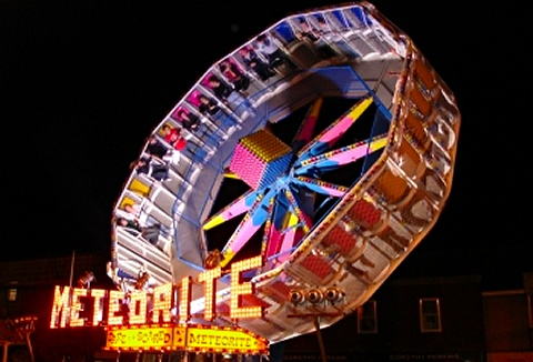 Link to the Blenheim Amusements website