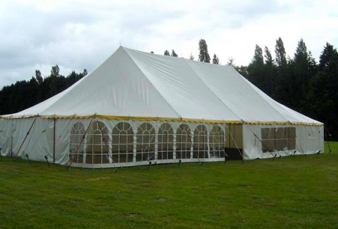 Link to the ASW Marquees Ltd website