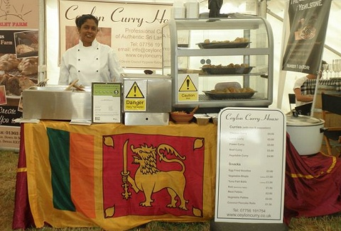 Link to the Ceylon Curry House website
