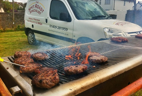 Link to the The Spit Roast Specialist website