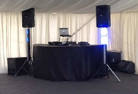 Link to the Ideal Event Services website