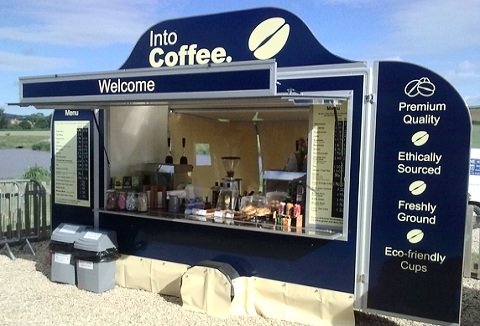 Link to the Into Coffee website