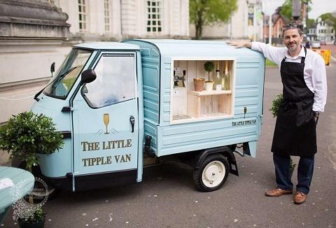 Link to the The Little Tipple Van website