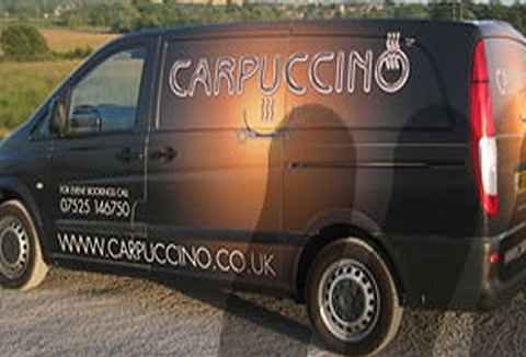 Link to the Carpuccino website