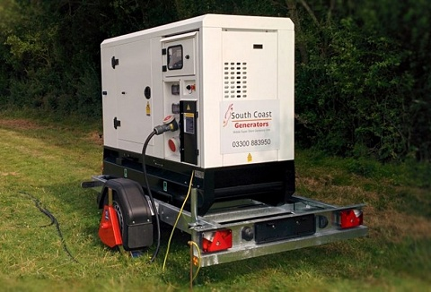 Link to the South Coast Generators website