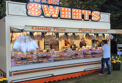 Link to the M W Sweets website