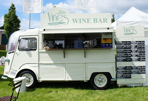 Link to the Vines Wonderful Wine Bar website