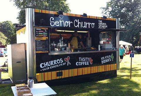 Link to the Senor Churro website