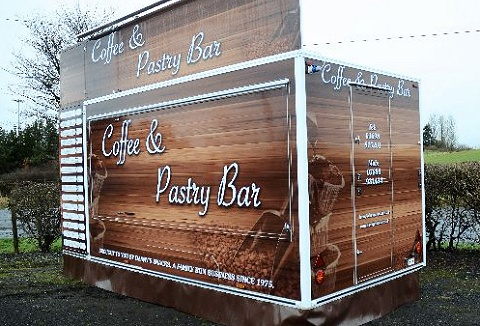Link to the Danny's Event Catering & Mobile Bars website