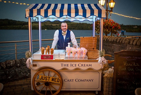 Link to the The Ice Cream Cart Company Ltd website