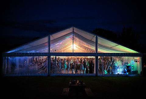 Link to the Accasion Marquees Ltd website