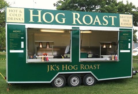 Link to the JK's Hogroast website
