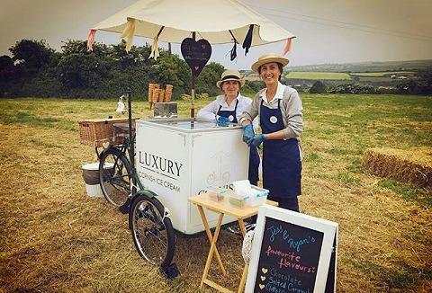 Link to the The Cornish Ice Cream Trike website